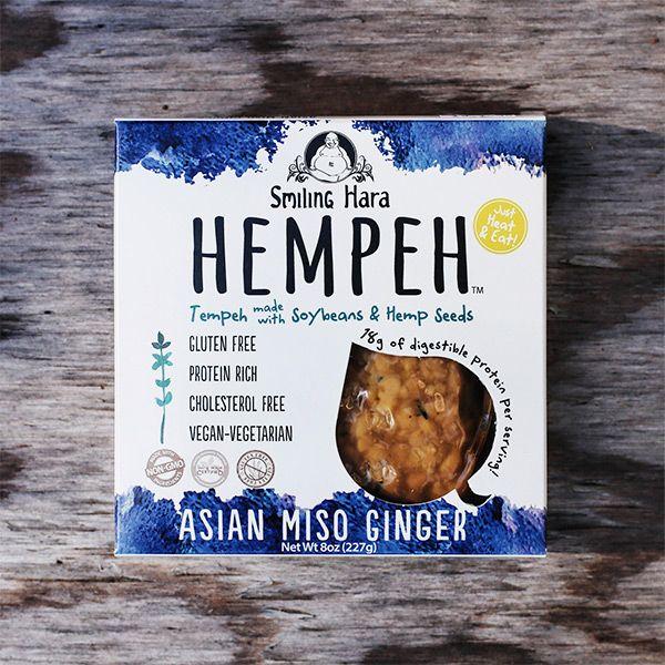 Miso Ginger Hempeh