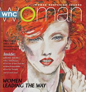 WNC Woman